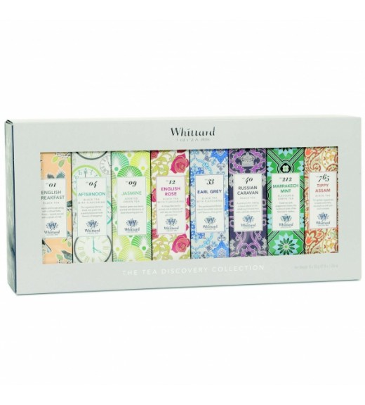 The Tea Discovery Collection - Linea Whittard