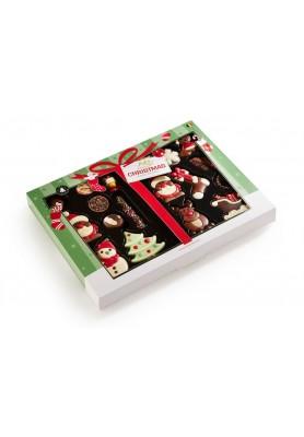 Confezione Cioccolatini di Natale - Linea Ickx 1972