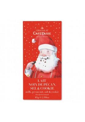 Barretta Noel Cioccolato al Latte e Noci Pecan - Linea Café Tasse