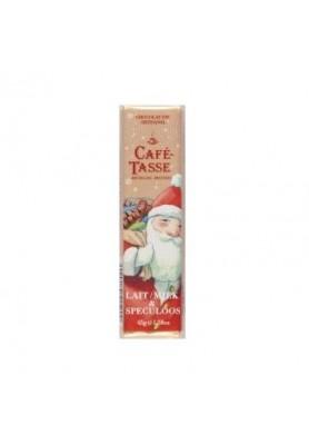 Barretta Xmas Cioccolato al Latte e Speculos - Linea Café Tasse