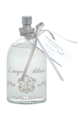 Profumo per Tessuti - Fragranza Linge Blanc