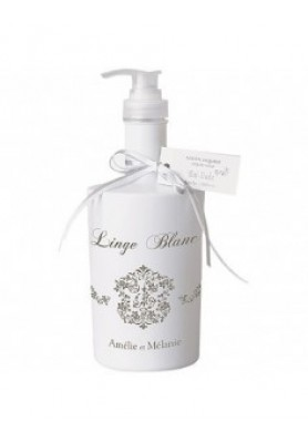 Sapone di Marsiglia Liquido Amelie et Melanie -Fragranza Linge Blanc