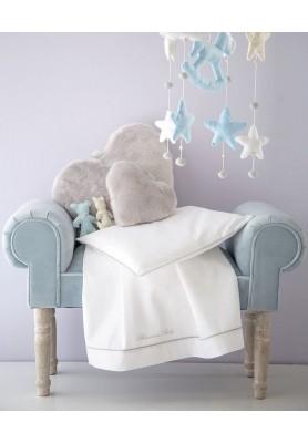 Lenzuola culla Azzurro - Linea Baby Blu - Blumarine Baby