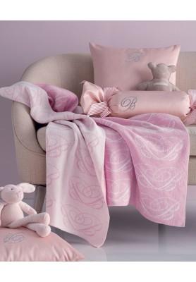 Lenzuola culla Azzurro - Linea Baby Coccole - Blumarine Baby