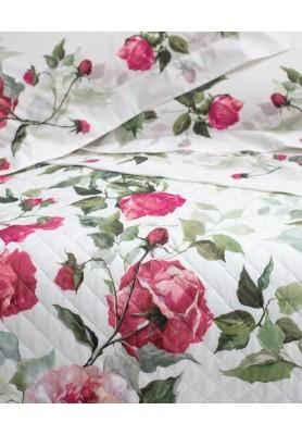 Copriletto Matrimoniale Adele Lampone - Blumarine Home