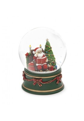 Boule de Neige Babbo Natale  - Collezione Toy's Story