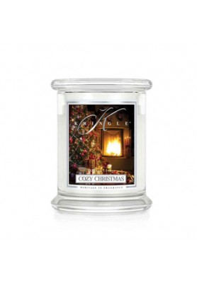 Candela Giara Media  - Fragranza Cozy Christmas