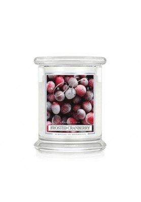 Candela Giara Media  - Fragranza Frosted Cranberry