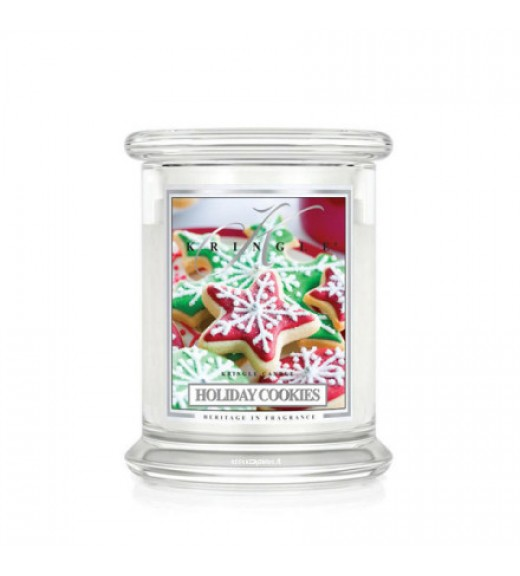 Candela Giara Media  - Fragranza Holiday Cookies