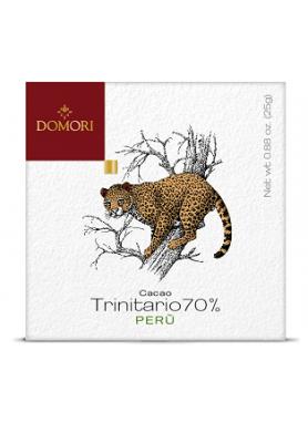 Tavoletta Trinitario Peru'- Linea Domori