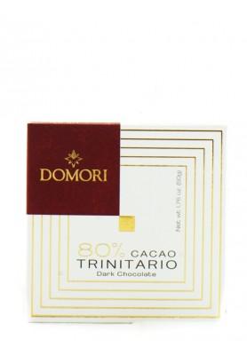 Tavoletta Trinitario 80% - Linea Domori