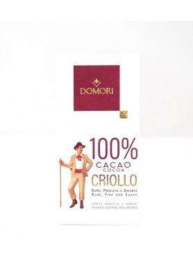 Tavoletta Linea Blend Criollo 100% - Linea Domori
