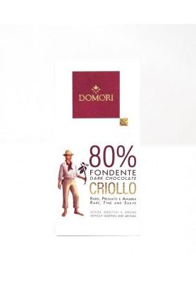 Tavoletta Linea Blend Criollo 80% - Linea Domori