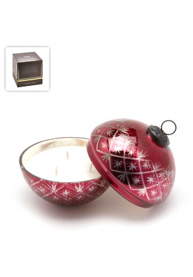 Candela Luxury Ball Rossa Media - Fragranza Oud