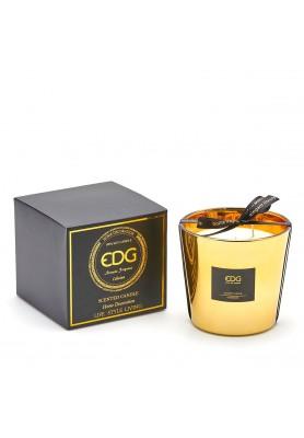 Candela Luxury Mirror Gold - Fragranza Champagne