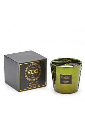 Candela Luxury Mirror Green - Fragranza Patchouli
