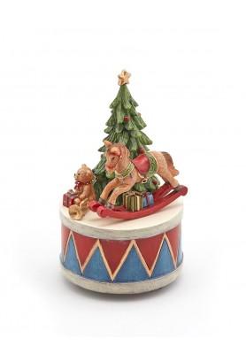 Carillon Regali sotto all'Albero - Collezione Toy's Story