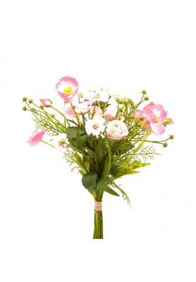 Bouquet Fiori Misti Rosa Chic EDG - Linea Flowers