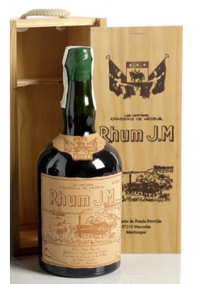 Rhum J.M Hors d'Age 1991 - Linea J.M