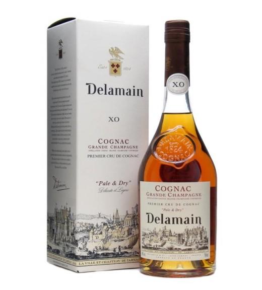 "Cognac Grande Champagne X.O ""Pale & Dry"" - Linea Delamain"
