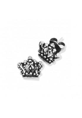 Orecchini Corona Mini - Collezione Corone
