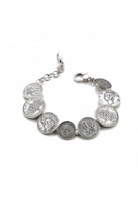 Bracciale Monete - Collezione Monete