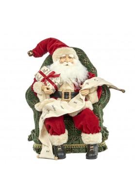 Santa in Sofa - Linea Santa in Love