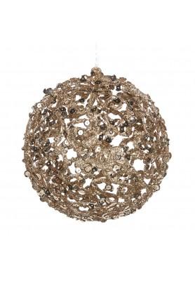 Glitter Ball - Linea Golden Lace