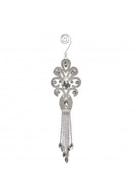 Jewel Gatsby Cristal- Linea Royal Silver