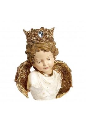 Cherubin whit Crown - Linea Classic Christmas