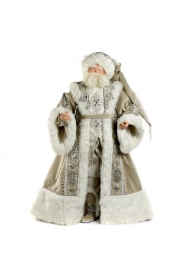 Winter WonderLand Santa Claus Doll - Linea Winter WonderLand - Spedizione Gratuita