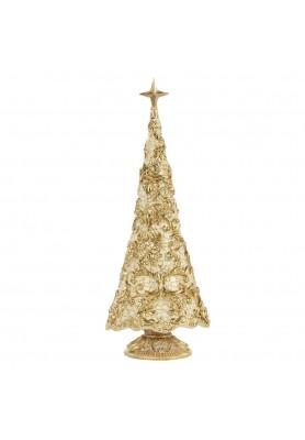 Xmas Tree Acanthus - Linea Rococo Gold