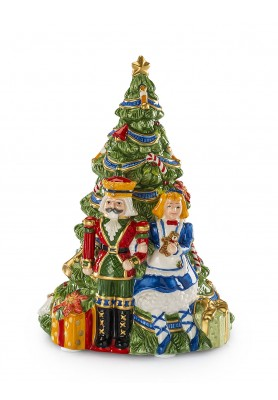 Carillon Albero di Natale - First Ladies Collection - Fitz and Floyd