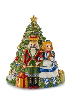 Scatola Albero di Natale - First Ladies Collection - Fitz and Floyd
