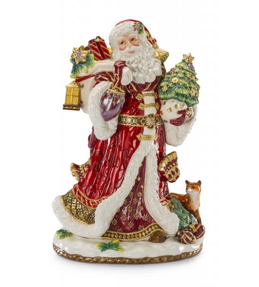 Babbo Natale  - Fitz and Floyd - Spedizione Gratuita