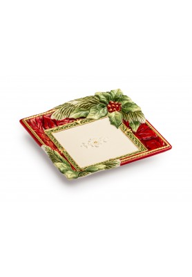 Vassoietto Holiday - Collezione Holiday Tidings - Fitz and Floyd