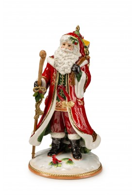 Babbo Natale Holiday - Collezione Holiday Tidings - Fitz and Floyd