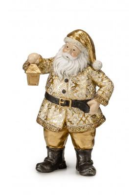 Babbo Natale Piccolo - Linea Gold Christmas