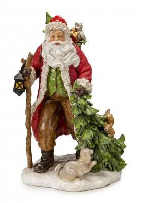 Babbo Natale nel Bosco - Collezione Toy's Story