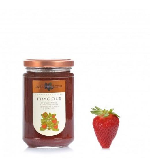 Confettura Extra di Fragole - Linea Agrimontana