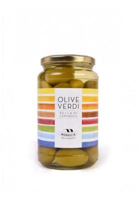 Olive Verdi Bella di Cerignola - Frantoio Muraglia