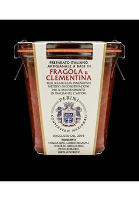 Confettura di Fragola e Clementina - Linea Perini Conserverie Nazionali