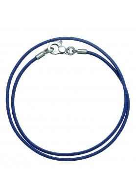 Girocollo Cordino Blu  - Collezione Charms