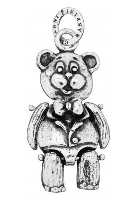 Charm Snodino Orso  - Collezione Charms Baby