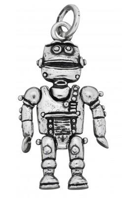 Charm Snodino Robot  - Collezione Charms Baby