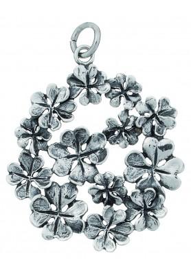 Pendente Quadrifogli - Collezione Charms Amuleti