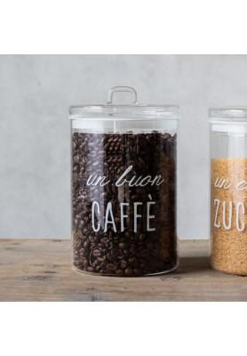 Barattolo decoro Buon Caffè - Linea Simple Day