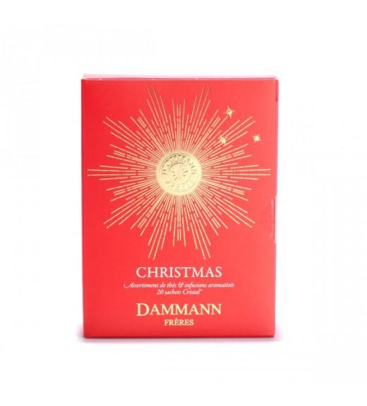 Confezione Christmas Te e Tisane - Linea Dammann