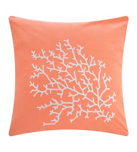 Cuscino Coralli White - Linea Palma