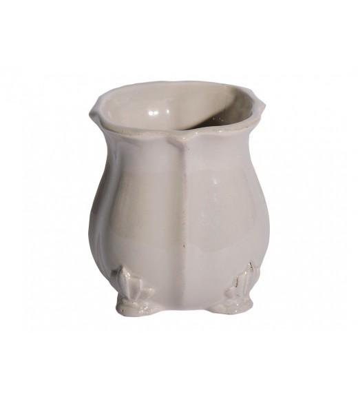 Bicchiere Bagno  Grigio - Linea Isabella
